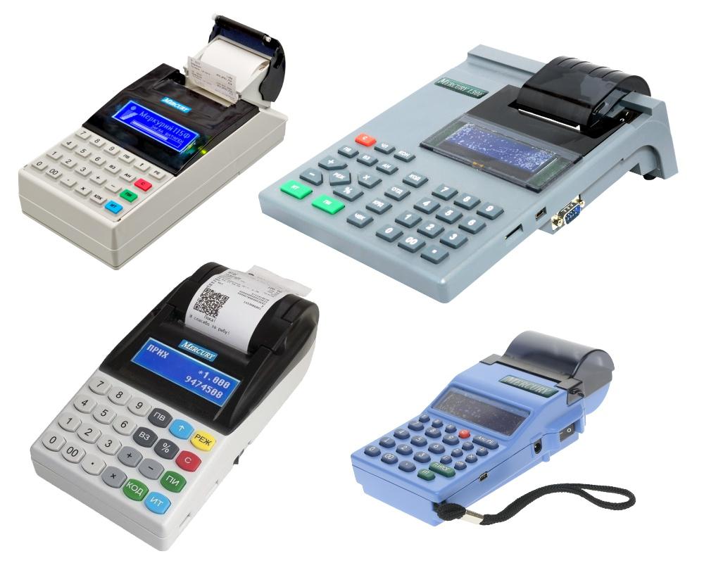 Онлайн кассы - автономные кнопочные ККТ - купить в Казани